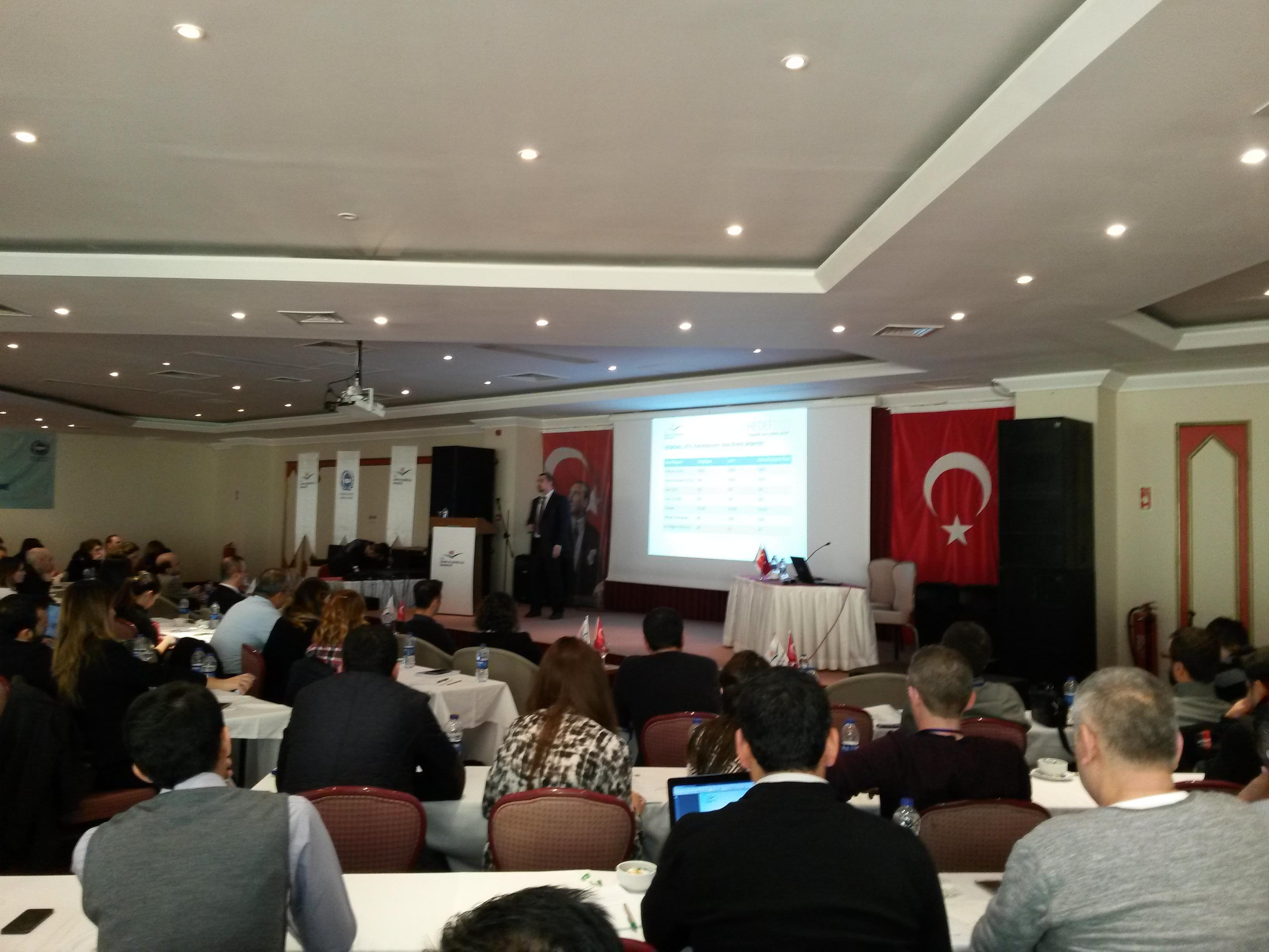Düzenli Depolama Eğitimi İSTAÇ'ın katkılarıyla  tamamlandı.