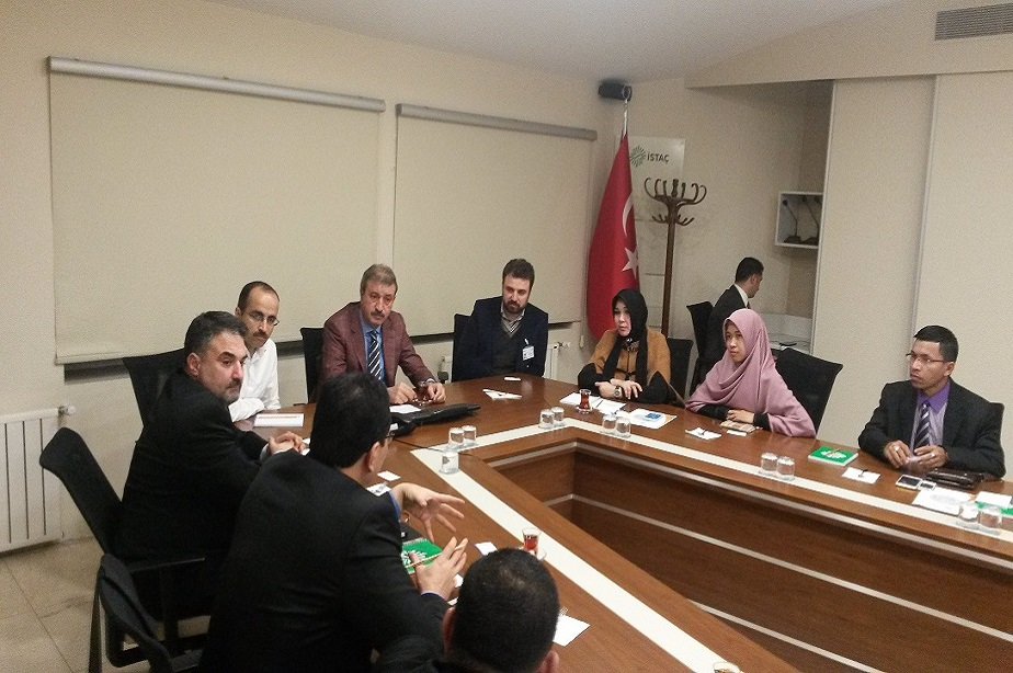 Endonezya Banda Açe Belediye Başkanı  şirketimize ziyaret gerçekleştirdi.