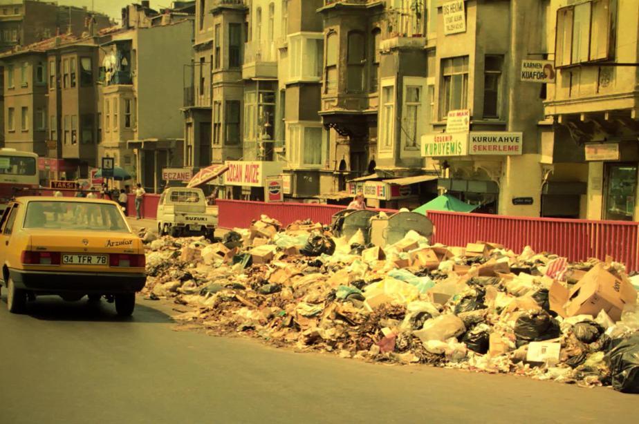 """""""İstanbul'da Çöpün Serüveni"""" Belgeselimiz Yayında"""
