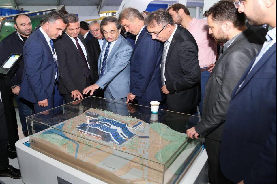 İstanbul 2017 Akıllı Şehirler Fuarı ve Kongresi Düzenlendi