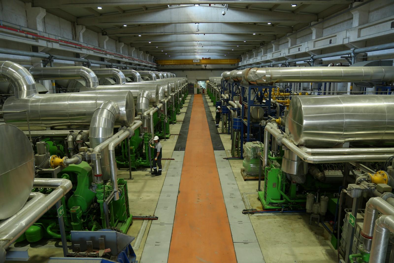 İstanbul'da 1.2 Milyon Nüfusun Elektriği Çöpgazından Üretiliyor