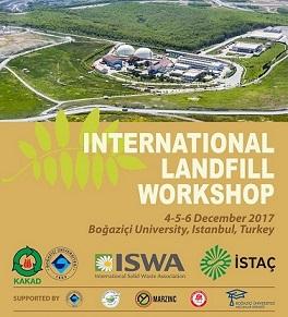 Boğaziçi Üniversitesi'nde Uluslararası Düzenli Depolama Çalıştayı