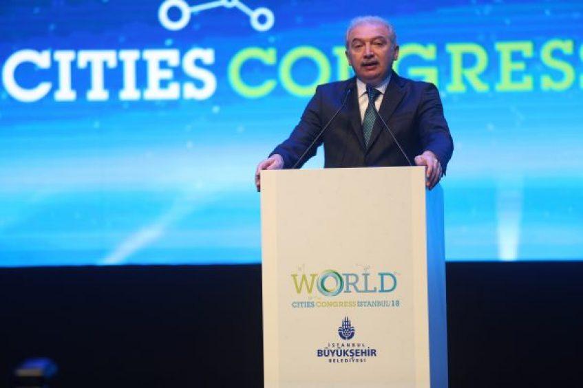 Dünya Akıllı Şehirler Kongresi İstanbul' 2018 Tamamlandı