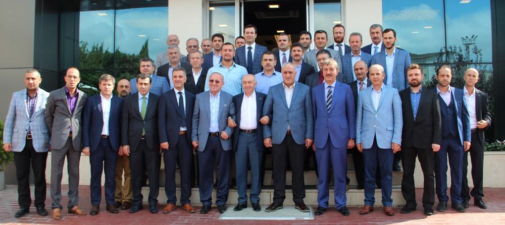 İSTAÇ'ın Yeni Genel Müdürü Fahrettin Soran